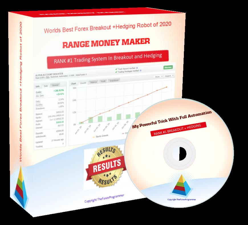 range money maker robot
